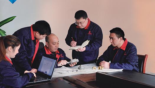花山阀门-技术创新