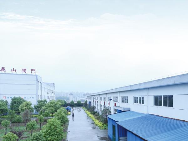 花山公司全景